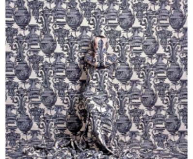 Cecilia Paredes, 'Corinthians blue', 2013