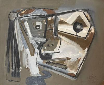 Antonio Saura, 'Retrato', 1960