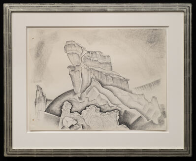 Raymond Jonson, 'Nambe I', 1934