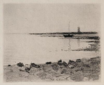 Gunnar Norrman, 'Klippstrand (Rocky Beach)'