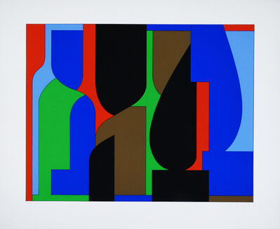 Victor Vasarely, 'Denver', 1970s