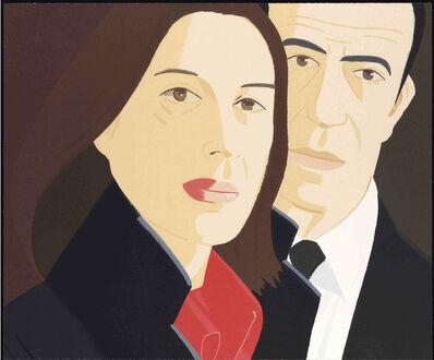 Alex Katz, 'Ada and Alex', 1984