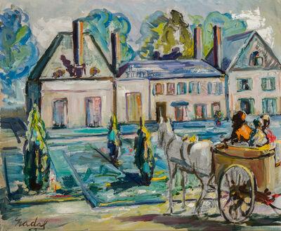 Carlos Nadal, 'Village', 20th Century