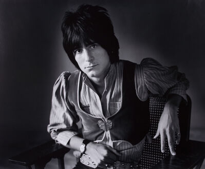 Herb Greene, 'Ron Wood', 1968