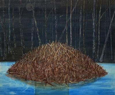 Tom Reed, 'night dam(n)', 2020