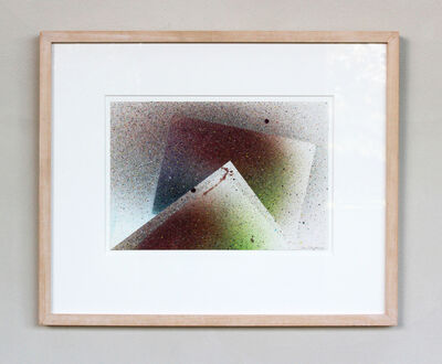 Ian Stephenson, 'The second triangular series: Futura V', 1974