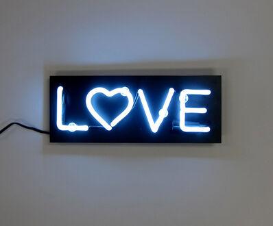 """Ray Geary, '""""Love """"', 2013"""