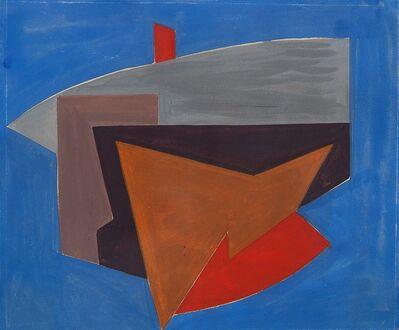 Atanasio Soldati, 'Senza titolo', 1951