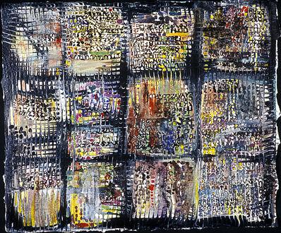 Ellen Hackl Fagan, 'Alphabet Obsessive', 2002