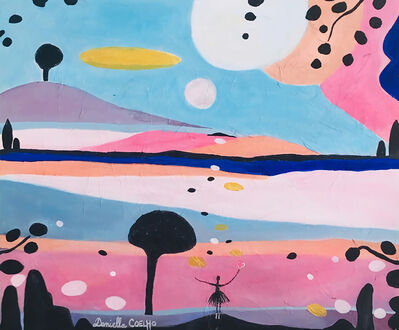 Daniella Coelho, 'Le chemin', 2020