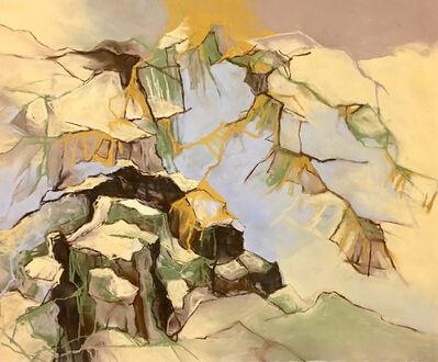Rebecca Schultz, 'Þingvellir Three', 2017