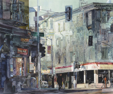 John Salminen, 'North Beach, San Francisco'