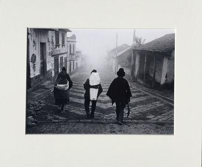 Flor Garduño, 'Camino al Composant Ecuador', 1988/91