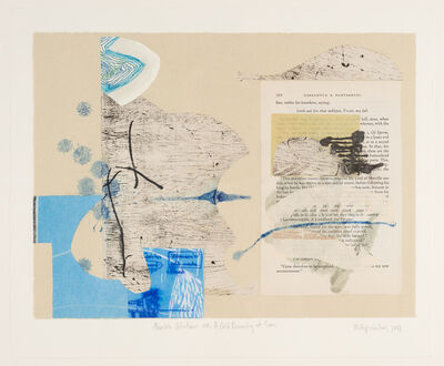 Marty Epp-Carter, 'Ahab's Solution Or a Cold Remedy at Sea', 2011
