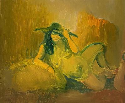 Mark Ryan Chariker, 'Sunglasses Nude', 2020