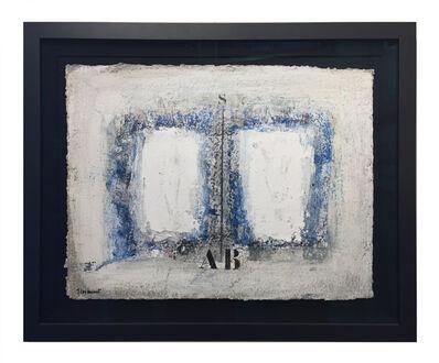 James Coignard, 'Deux Blancs', ca. 2000