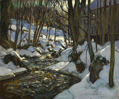 William Lester Stevens, 'Below the Mill'