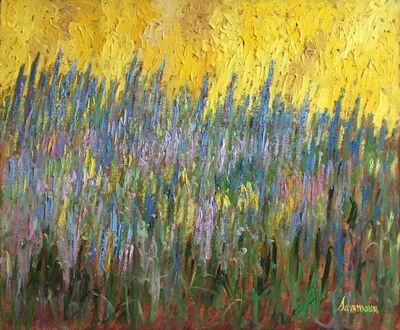 Samir Sammoun, 'Sun and Lavender', ca. 2017