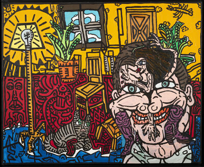Robert Combas, 'Sans titre', 1999