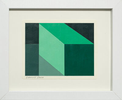 Mary Iverson, 'Emerald Green', 2014