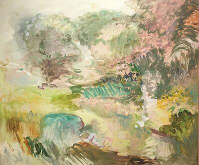 Jane Wilson (1924-2015), 'Alice's Garden', 1961