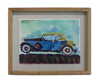 Frank Romero, 'Duesenberg Model 1928', 2020