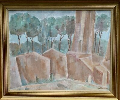 Joseph Gualtieri, 'Appian Way, Rome', 1955-1965