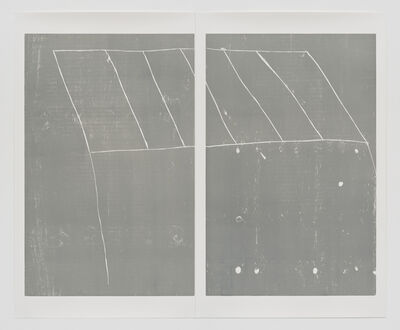Andrea Büttner, 'Tent (Marquee)', 2012
