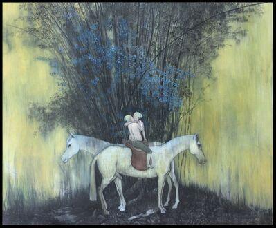 Wu Xihuang, 'Returning the Sword No. 2', 2015