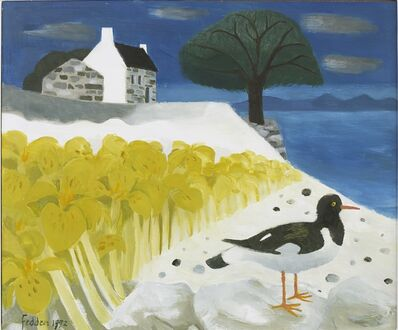 Mary Fedden, 'The Oystercatcher', 1992