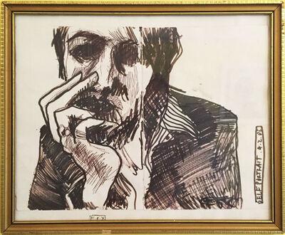 Danny Fox, 'Self Portrait ', 04.02.08