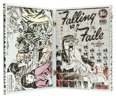 FAILE, 'Puzzle Box 03', 2011