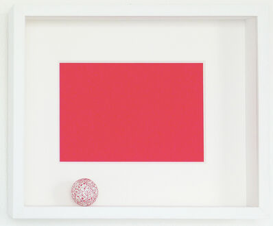Marco Maggi, 'Thesis (Red)', 2017
