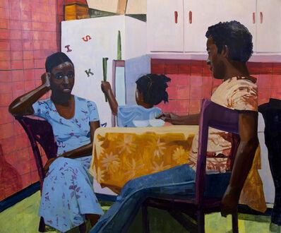 Tajh Rust, 'At The Table', 2018