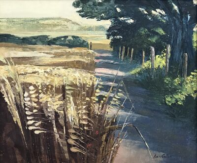 Alan Cotton, 'Barley Lane', 1984