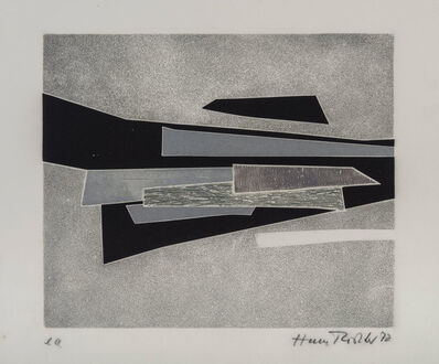 Hans Richter, 'Poesia 3', 1972