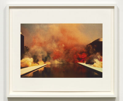 Judy Chicago, 'Multi-color Atmosphere', 1972