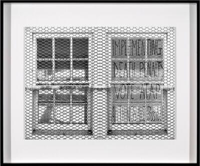 Alastair Whitton, 'Window, Observatory', 2019