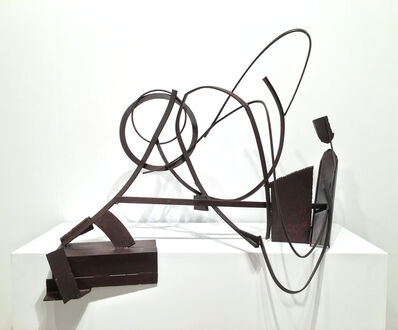 Anthony Caro, 'Table Piece CCCXCI - Ledge', 1977