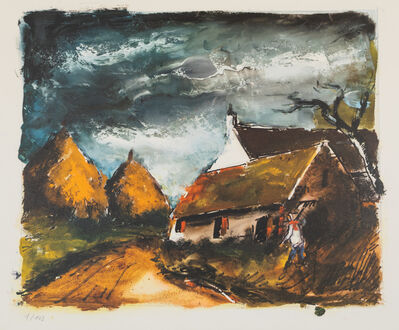 Maurice de Vlaminck, 'A Group of Thirteen Works Including a Complete Portfolio'