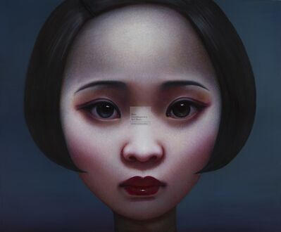 Zhang Xiangming, 'Beijing Girl', 2010