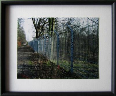 Gerhard Richter, 'Zaun (Butin 146)', 2010