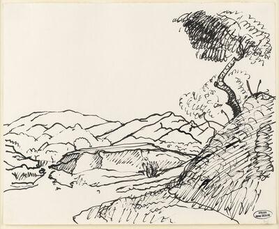 André Derain, 'Paysage de Provence', 1930
