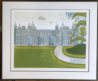 Edward Bawden, 'Audley End House', 1988