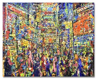 Jazzamoart, 'Times Square'