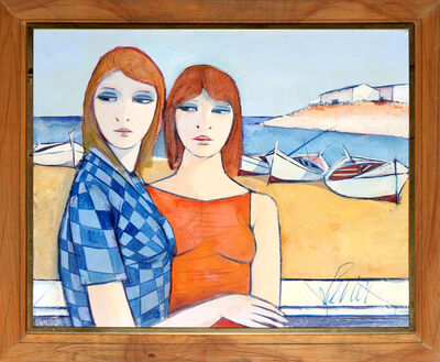 Charles Levier, 'Les Soeurs (The Sisters)', ca. 1965