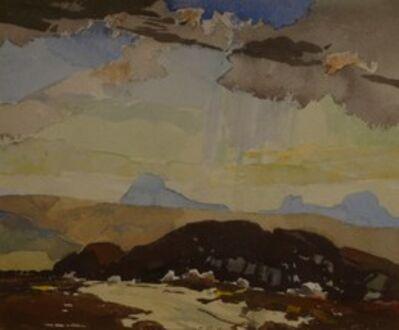 Chauncey Ryder, 'Ben Alligia, Scotland', 1936