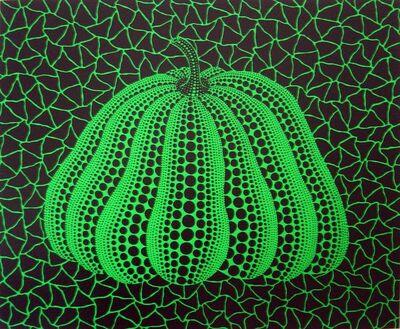Yayoi Kusama, 'A Pumpkin GB-D', 2004