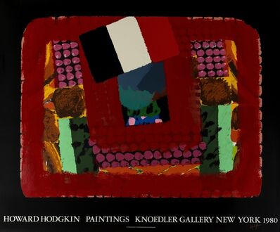 Howard Hodgkin, 'In a French Restaurant (Heenk p.223)', 1982