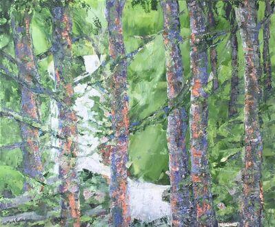 Leith Ridley, 'Summer Falls', 2018